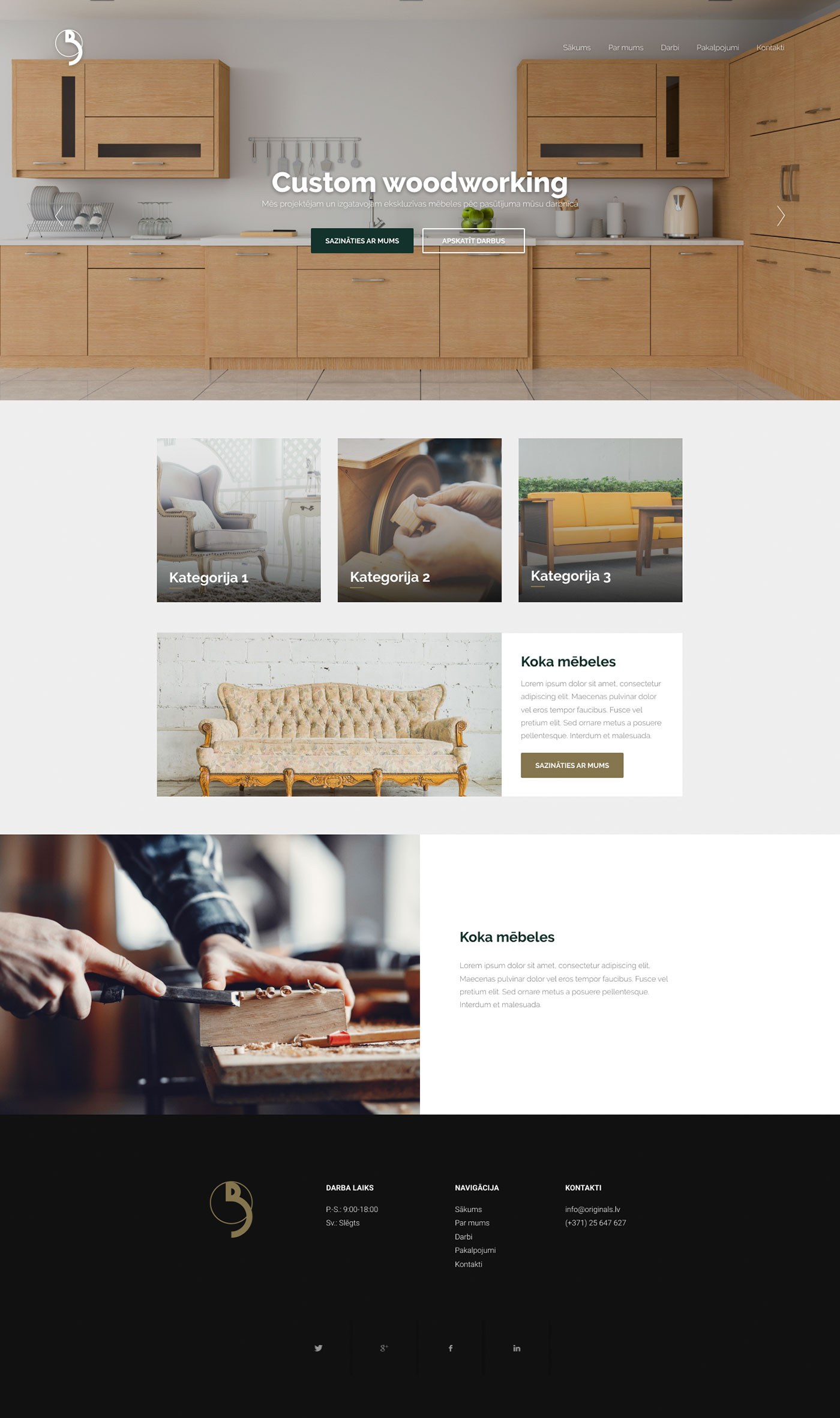 Digital-Agency-Latvia-Custom-Woodwork